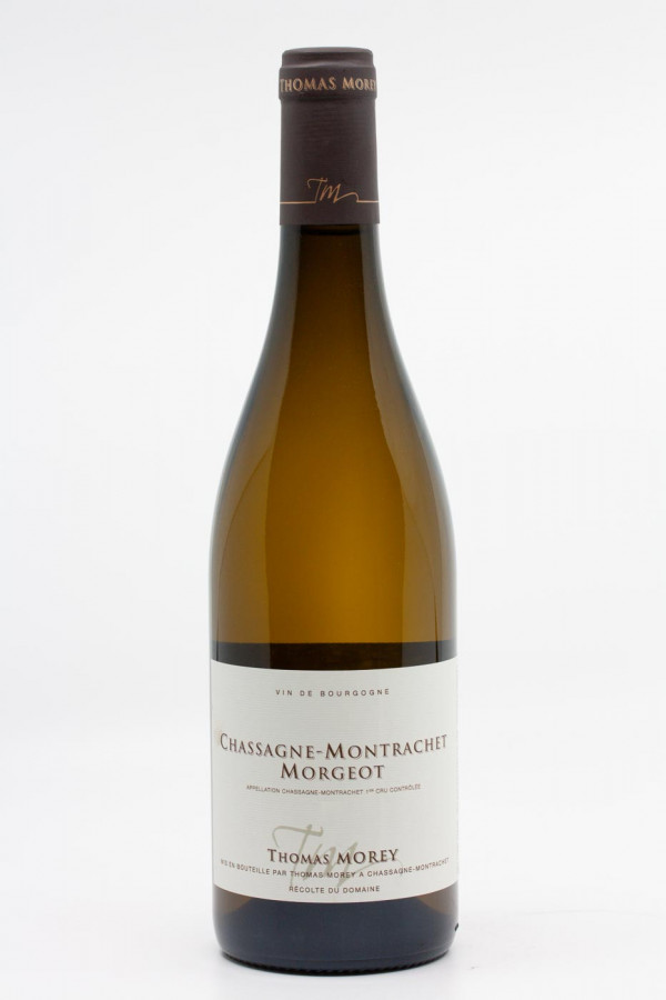 Thomas Morey - Chassagne Montrachet 1er Cru Morgeot 2017