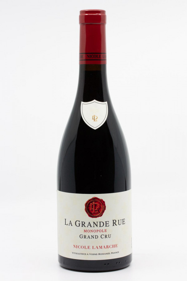 François Lamarche - La Grande Rue 2017
