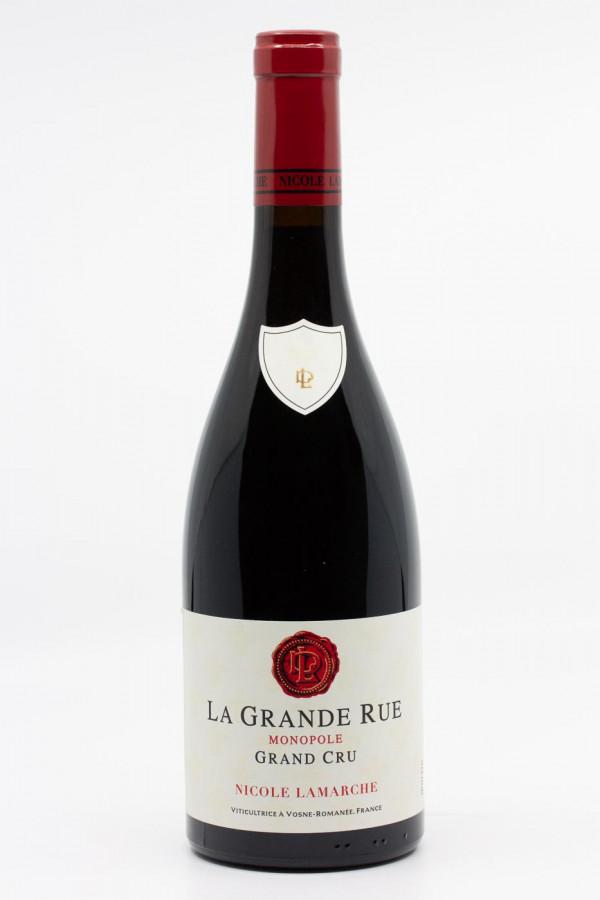 François Lamarche - La Grande Rue 2018