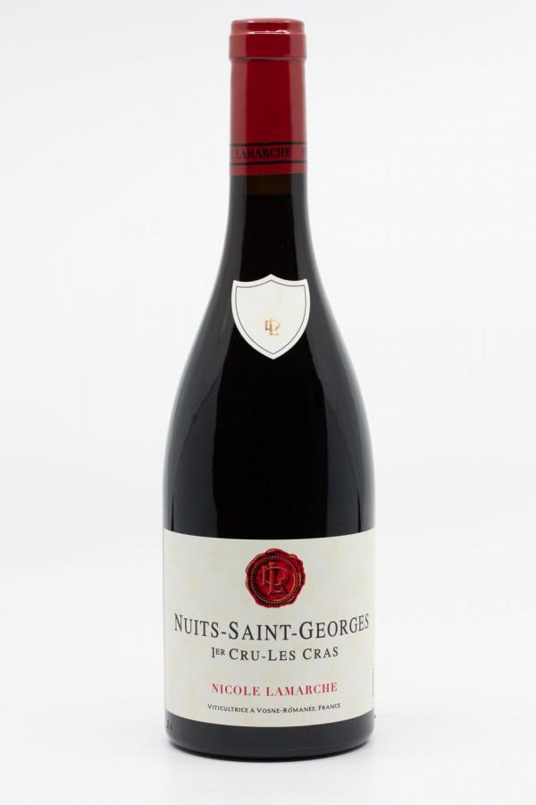 François Lamarche - Nuits Saint Georges 1er Cru Cras 2017