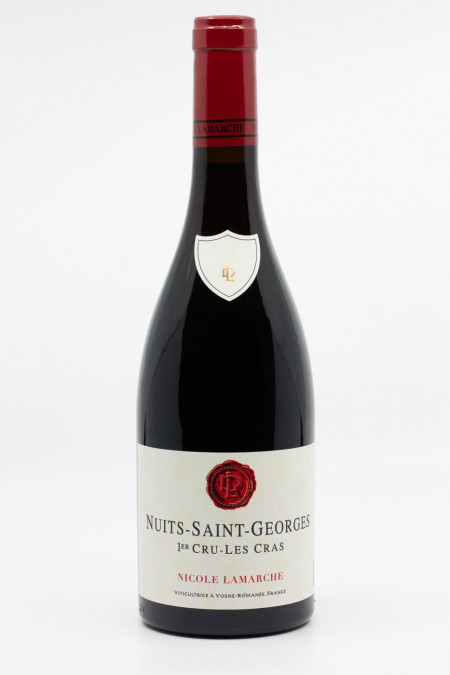 François Lamarche - Nuits Saint Georges 1er Cru Cras 2018
