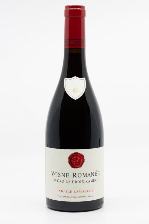 François Lamarche - Vosne Romanée 1er Cru Croix Rameau 2018