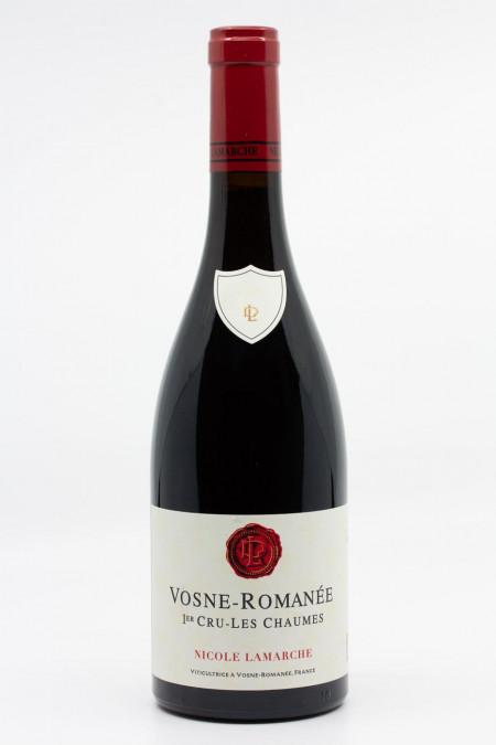 François Lamarche - Vosne Romanée 1er Cru Les Chaumes 2017