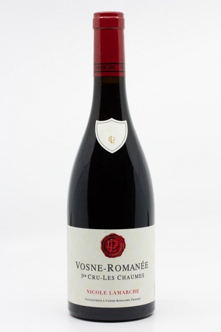François Lamarche - Vosne Romanée 1er Cru Les Chaumes 2018
