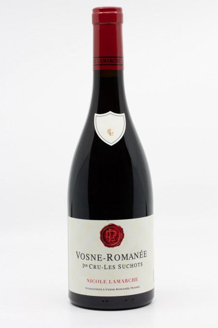 François Lamarche - Vosne Romanée 1er Cru Les Suchots 2017