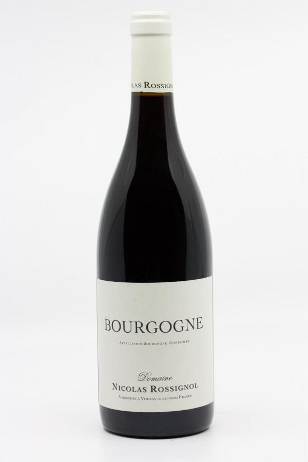 Nicolas Rossignol - Bourgogne Pinot Noir 2015