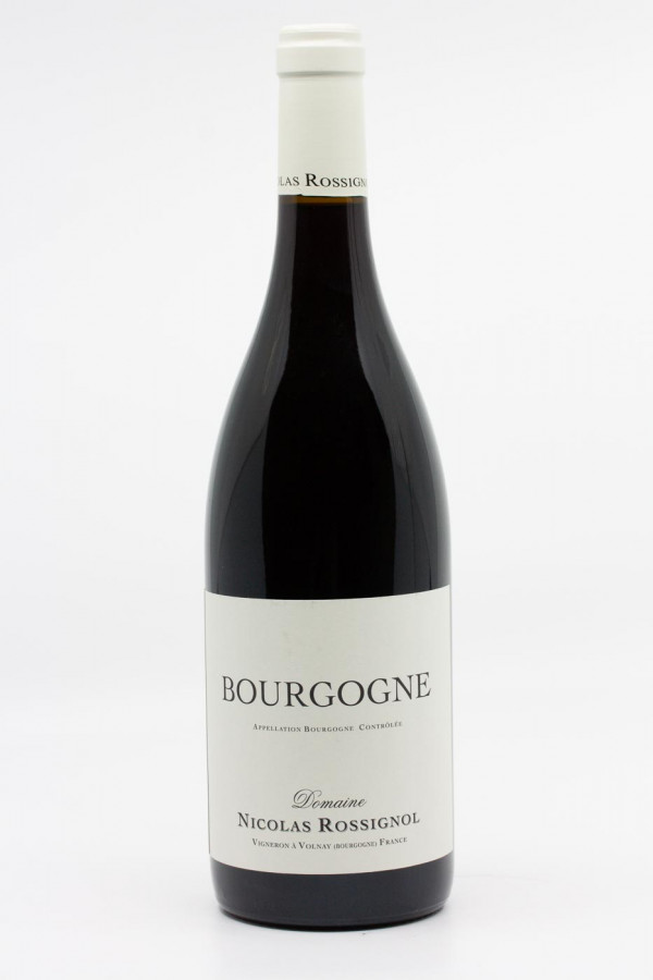 Nicolas Rossignol - Bourgogne Pinot Noir 2017