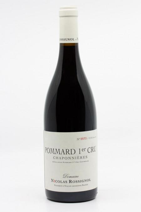 Nicolas Rossignol - Pommard 1er Cru Chaponnières 2015