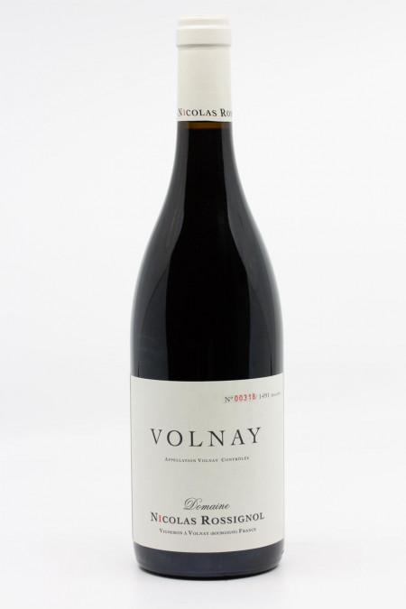 Nicolas Rossignol - Volnay 2016