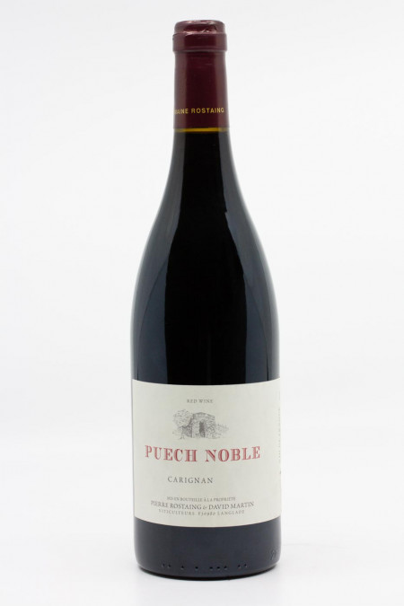 Rostaing - Languedoc Puech Noble Carignan 2017