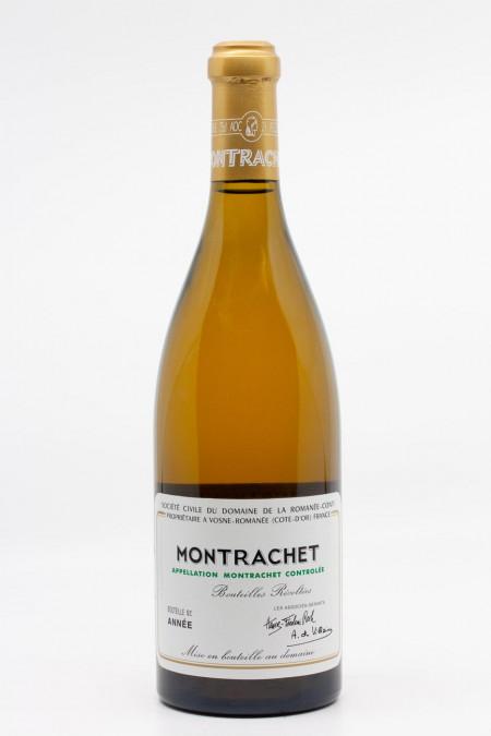 La Romanée Conti - Montrachet Grand Cru 2013