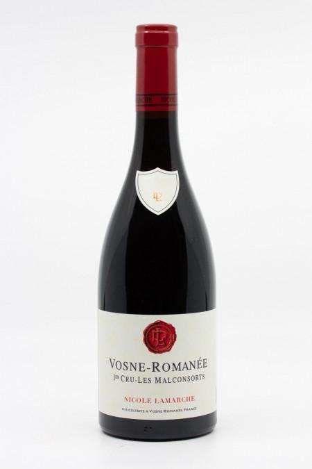 François Lamarche - Vosne Romanée 1er Cru Malconsorts 2018