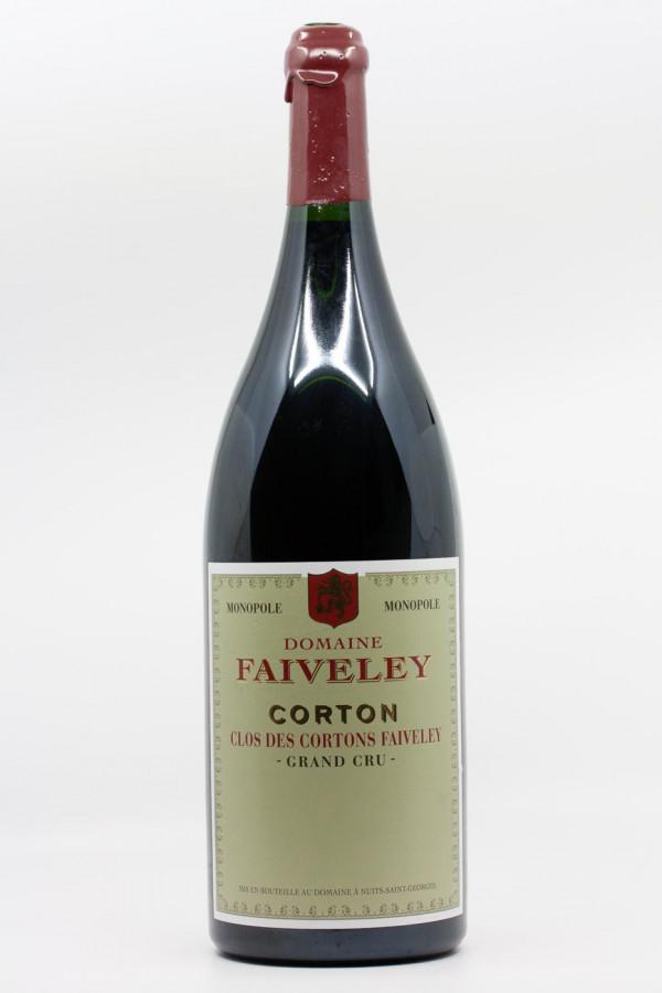 Faiveley - Corton Clos des Corton Monopole 2013