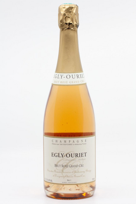 Egly Ouriet - Grand Cru Brut Rosé NV