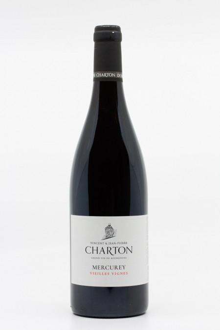 Jean Pierre Charton - Mercurey Vielles Vignes 2018
