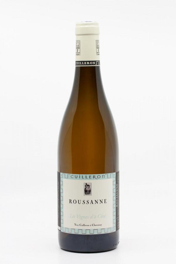 Yves Cuilleron - IGP Roussanne Les Vignes d'À Côté 2018