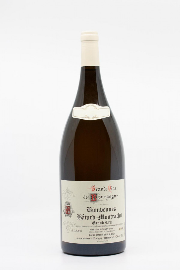 Paul Pernot - Bienvenue Bâtard Montrachet Grand Cru 2018