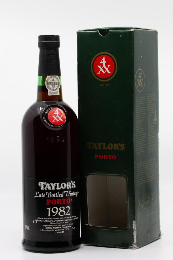 Taylor's - Porto 1982