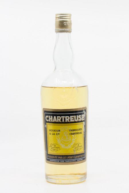 Chartreuse - Tarragone Jaune - El Gruño - Période 1965-1966