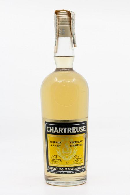 Chartreuse - Tarragone Jaune - Tarragona - Période 1973-1985